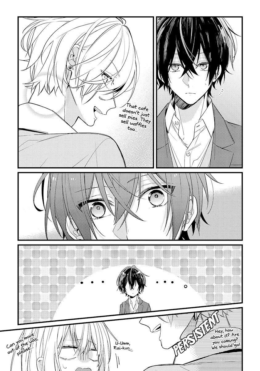 Manga Coffee shop Anemone - Chapter 10 Page 15