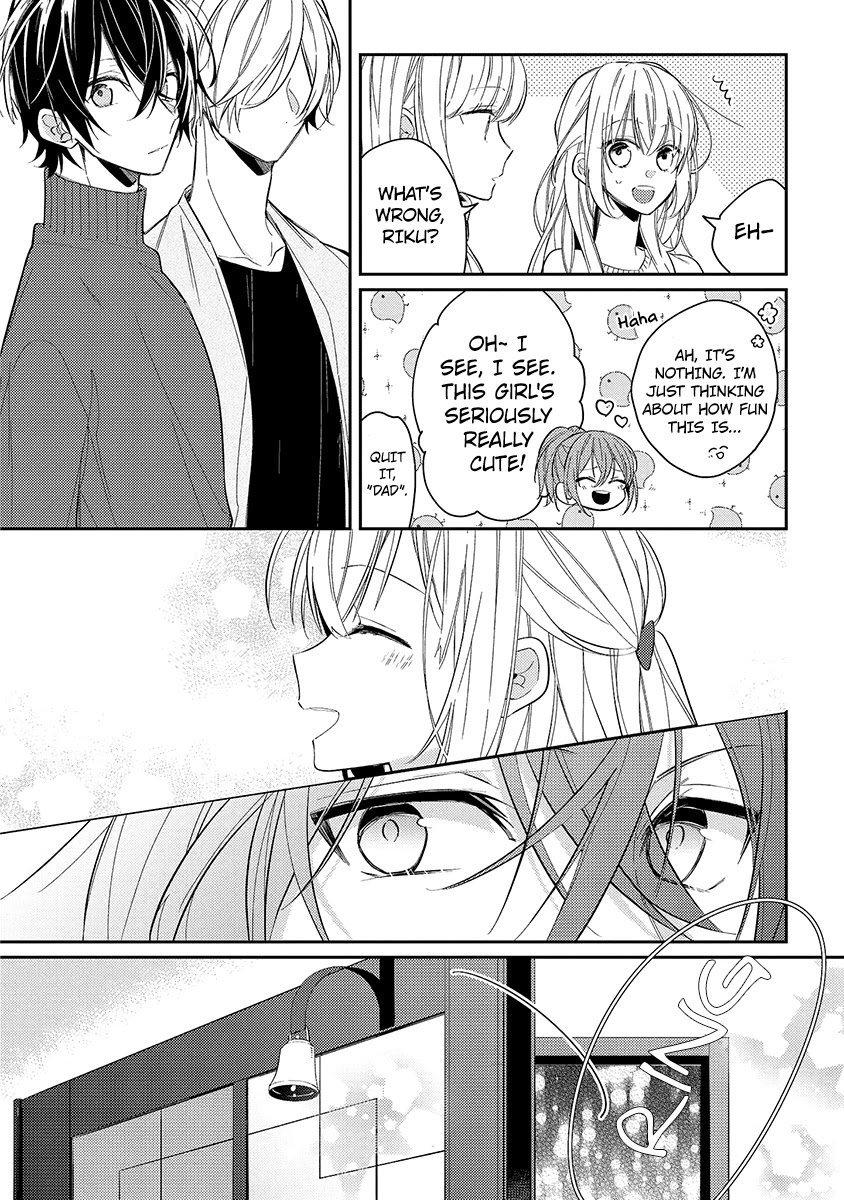 Manga Coffee shop Anemone - Chapter 12 Page 10