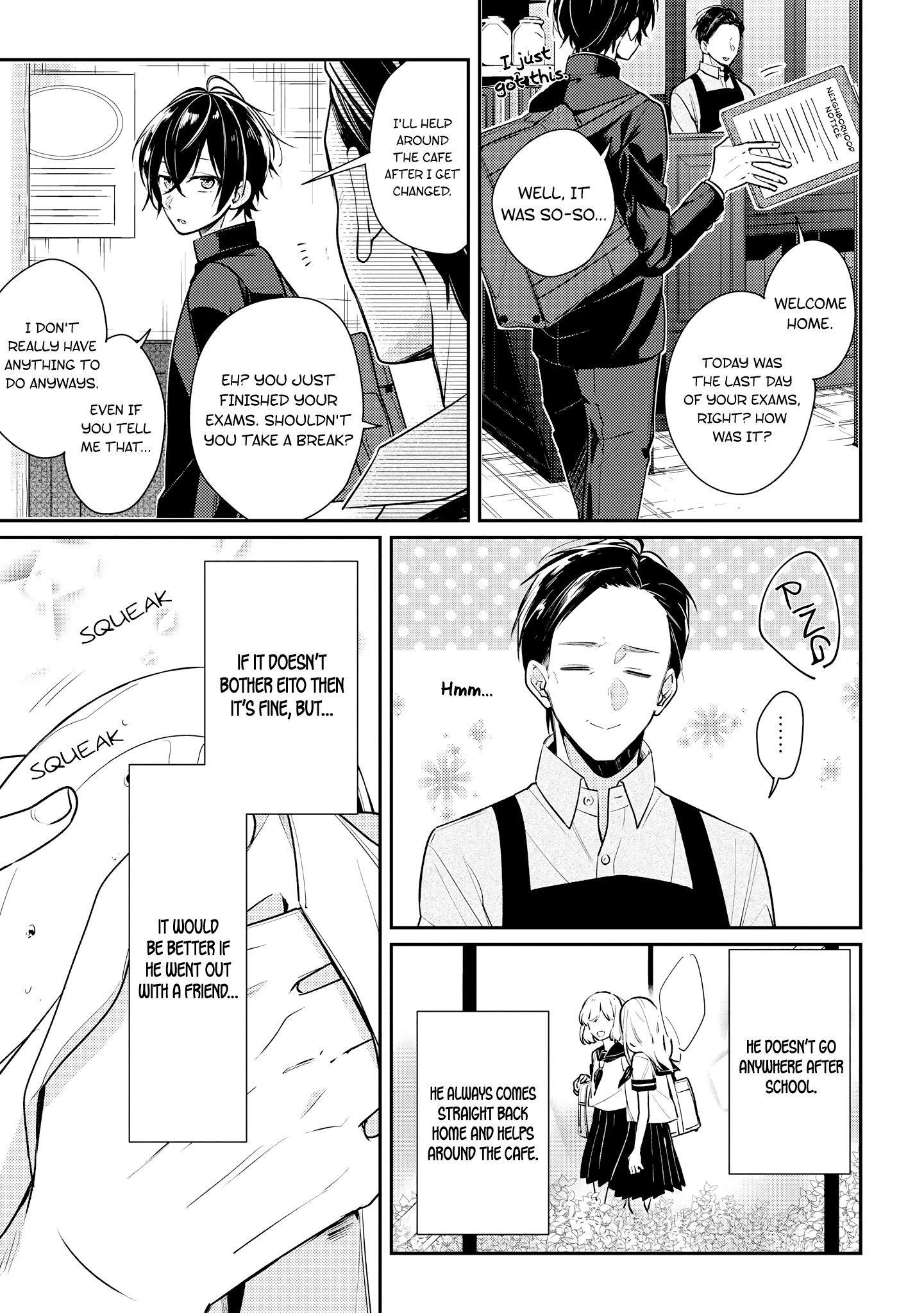 Manga Coffee shop Anemone - Chapter 13 Page 7
