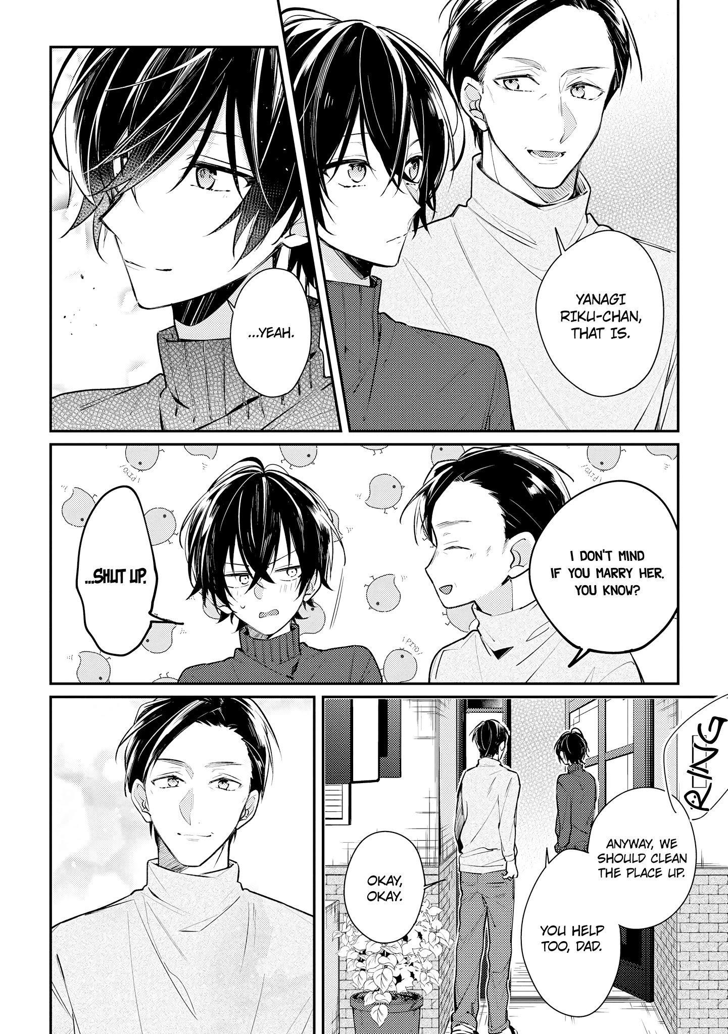 Manga Coffee shop Anemone - Chapter 13 Page 4