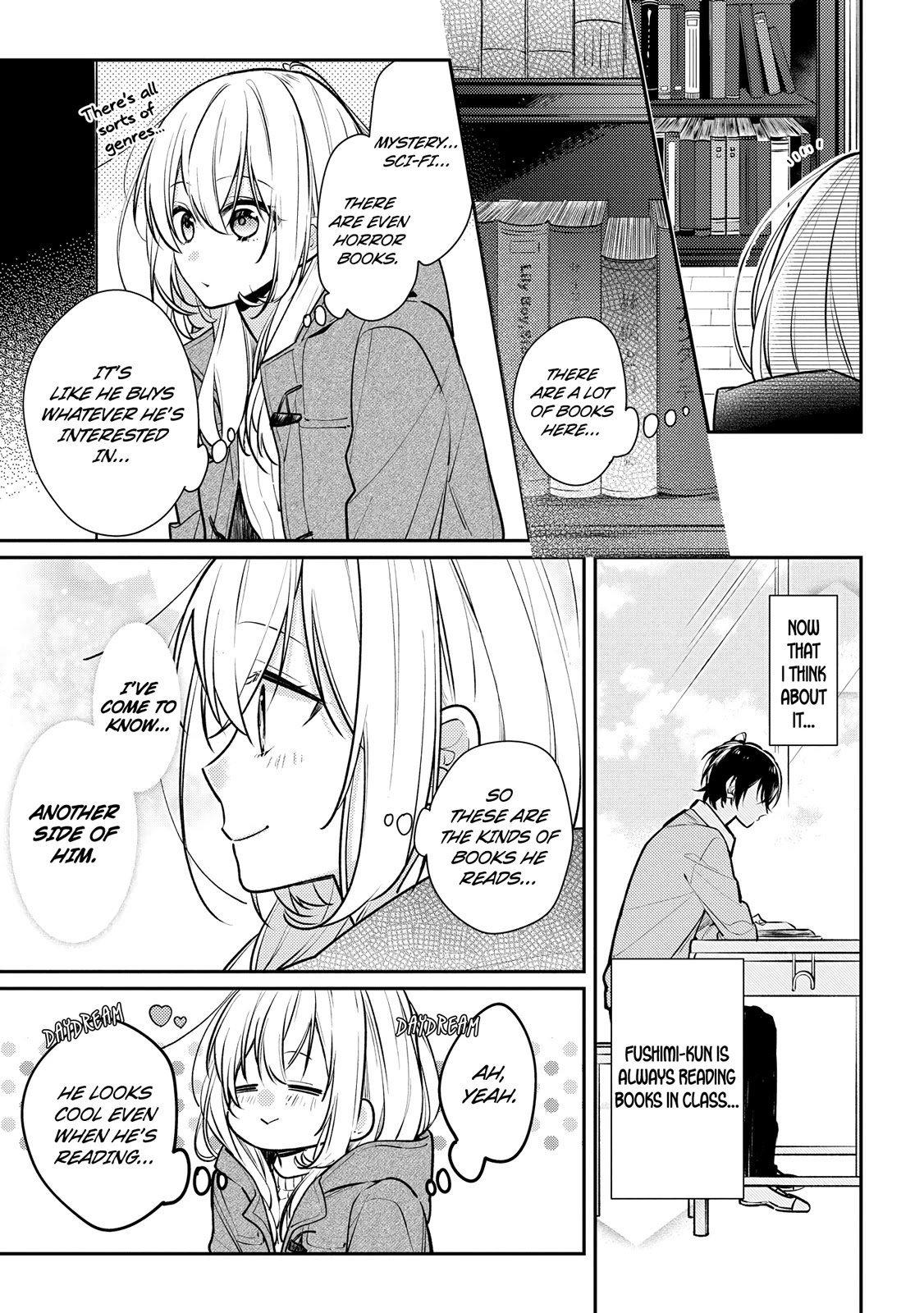 Manga Coffee shop Anemone - Chapter 14 Page 7