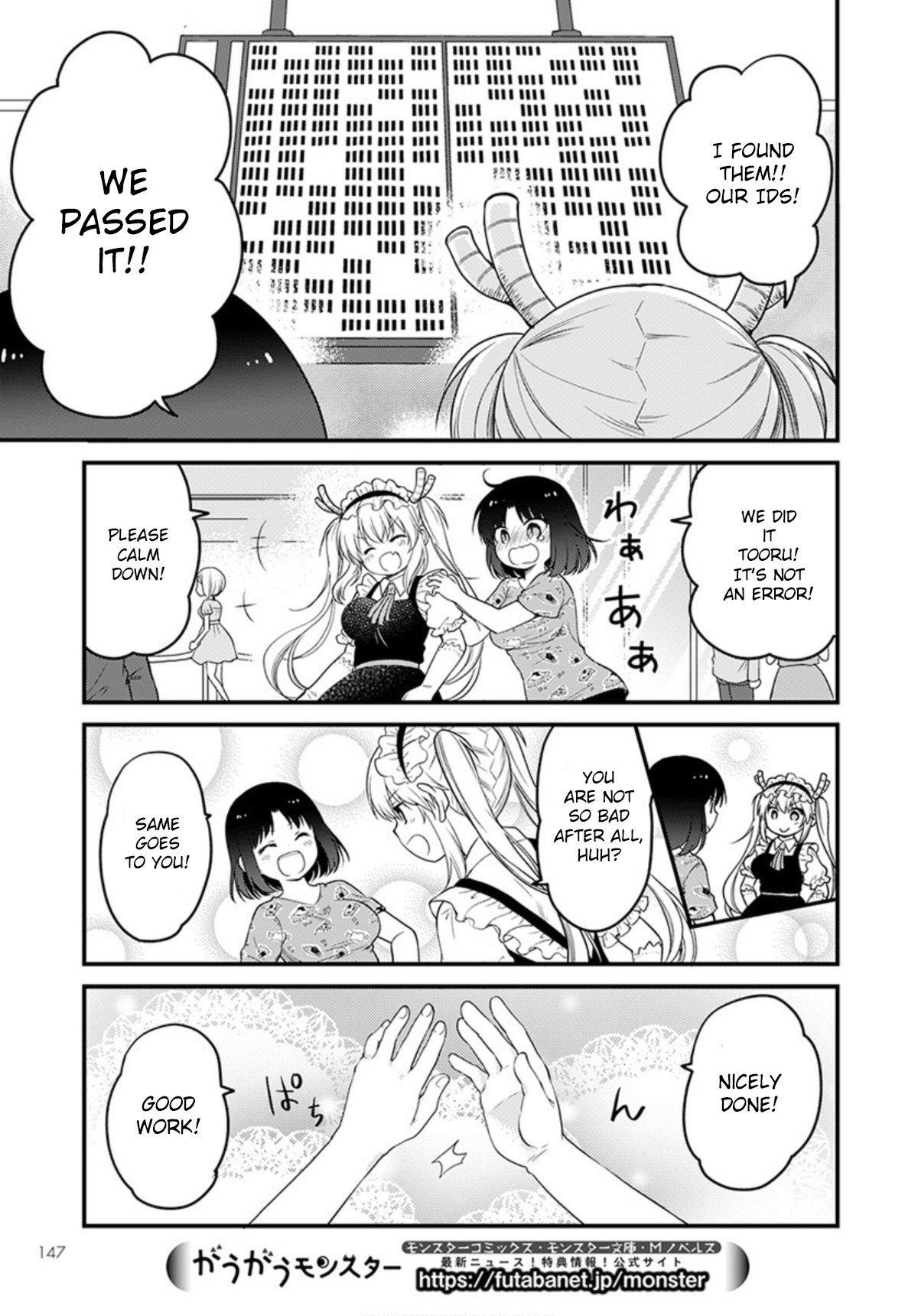 Manga Kobayashi-san chi no Maid Dragon: Elma OL Nikki - Chapter 37 Page 13