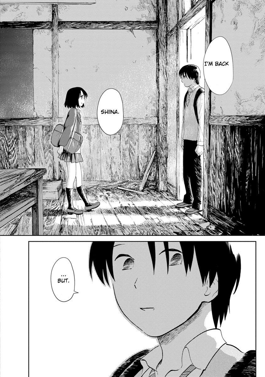 Manga Yakedo Shoujo - Chapter 14 Page 5