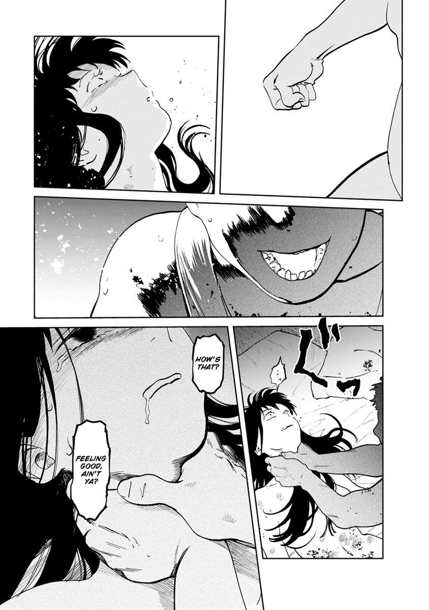 Manga Yakedo Shoujo - Chapter 15 Page 6