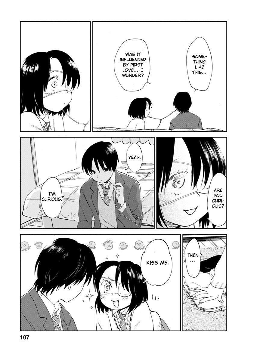 Manga Yakedo Shoujo - Chapter 15 Page 30