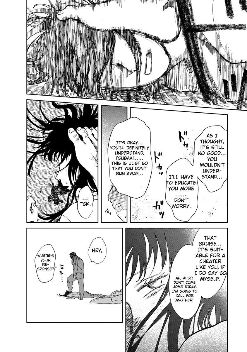 Manga Yakedo Shoujo - Chapter 16 Page 8