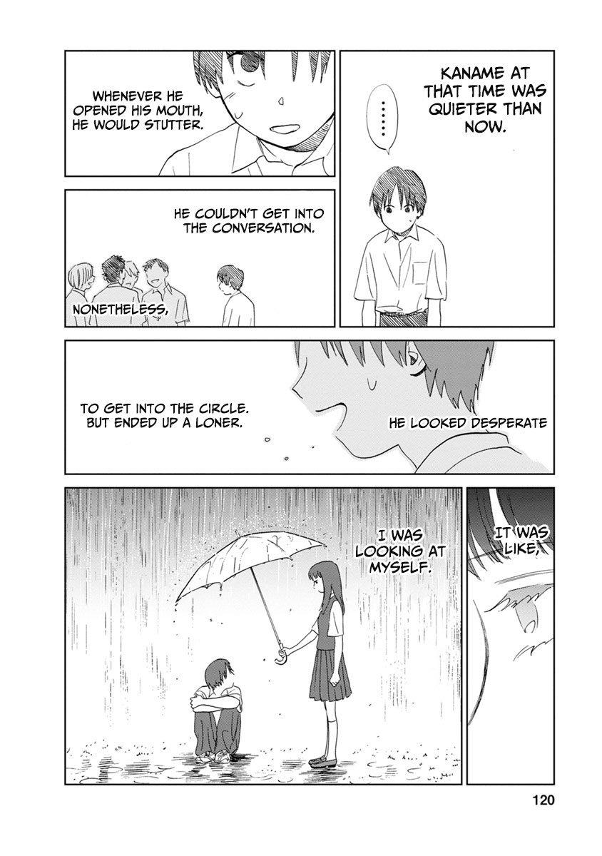 Manga Yakedo Shoujo - Chapter 16 Page 2