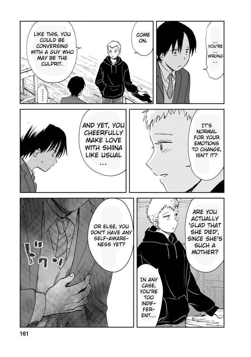 Manga Yakedo Shoujo - Chapter 16 Page 40