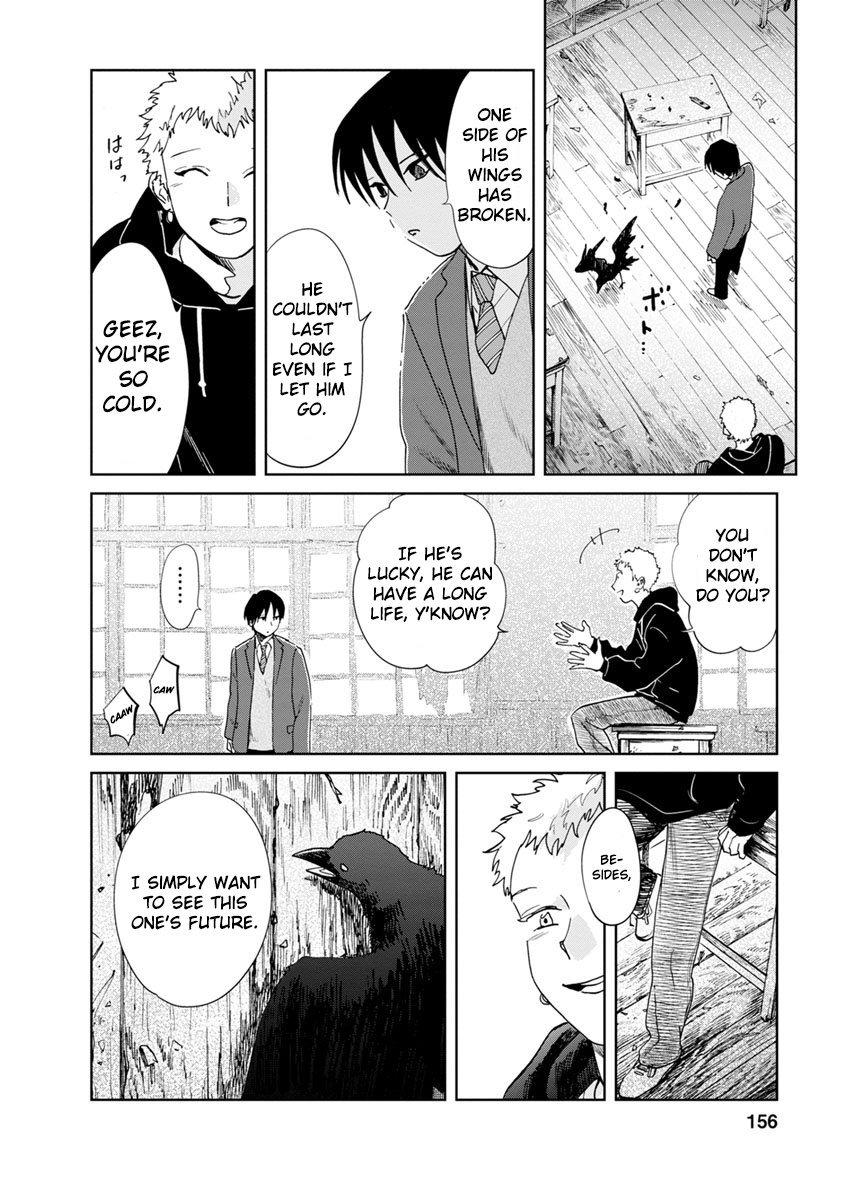 Manga Yakedo Shoujo - Chapter 16 Page 36