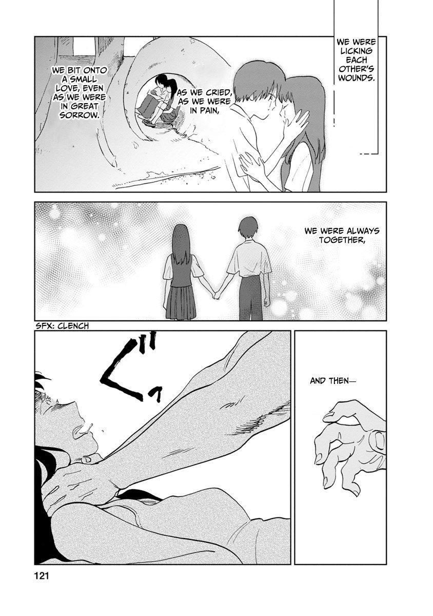 Manga Yakedo Shoujo - Chapter 16 Page 3