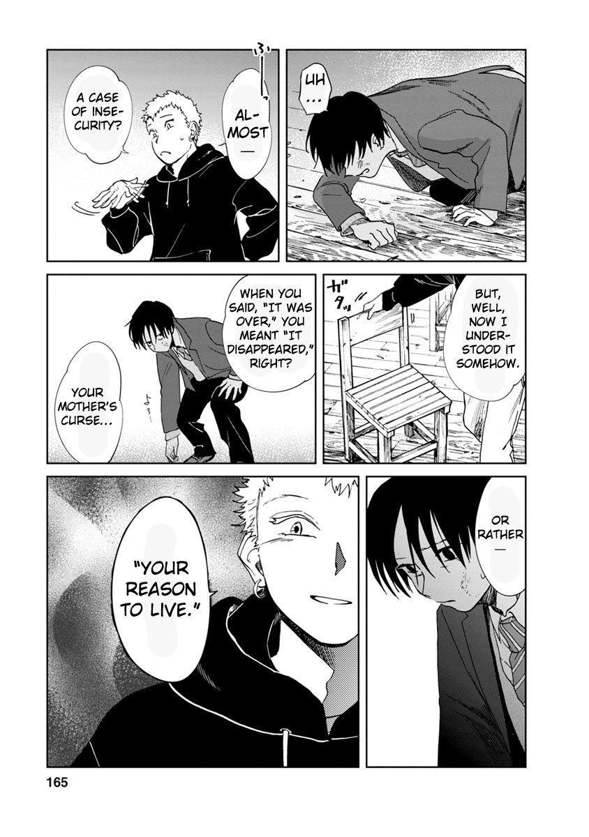 Manga Yakedo Shoujo - Chapter 16 Page 44