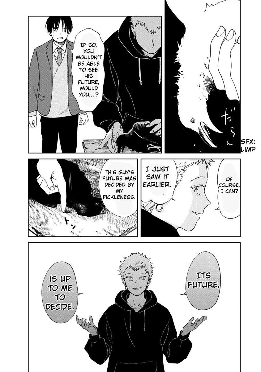 Manga Yakedo Shoujo - Chapter 16 Page 37