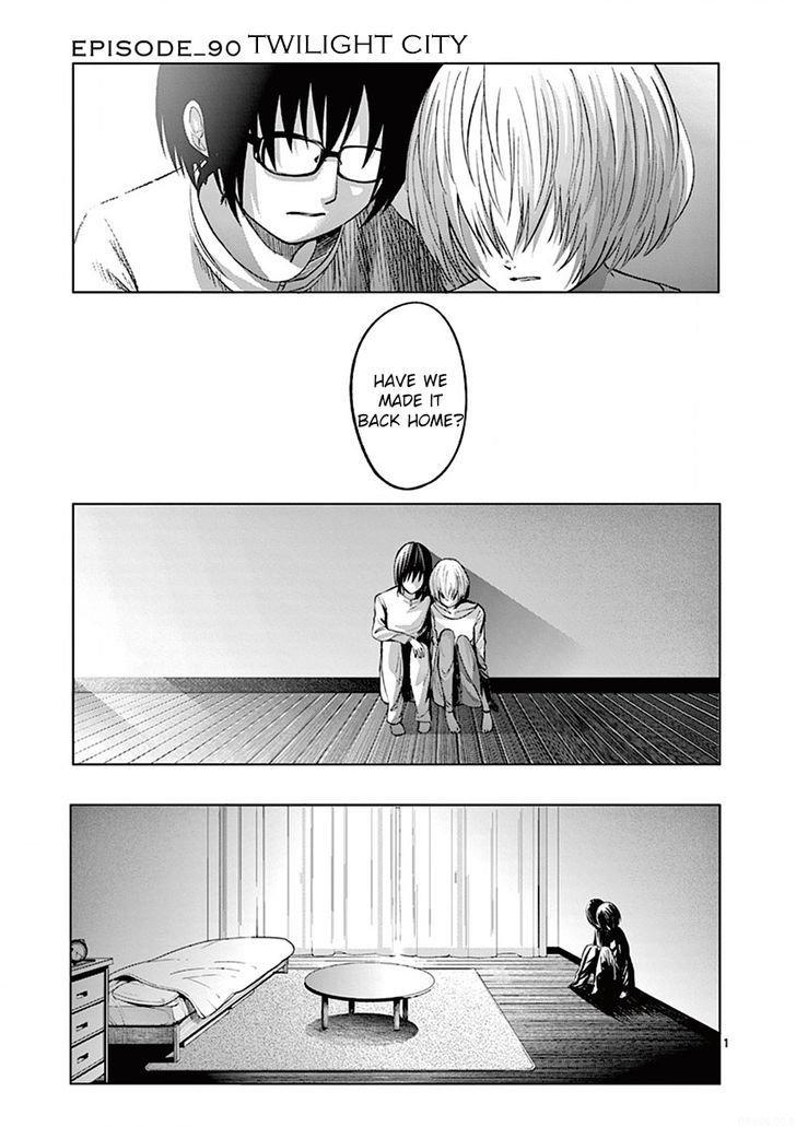 Manga Sekai Oni - Chapter 99 Page 1