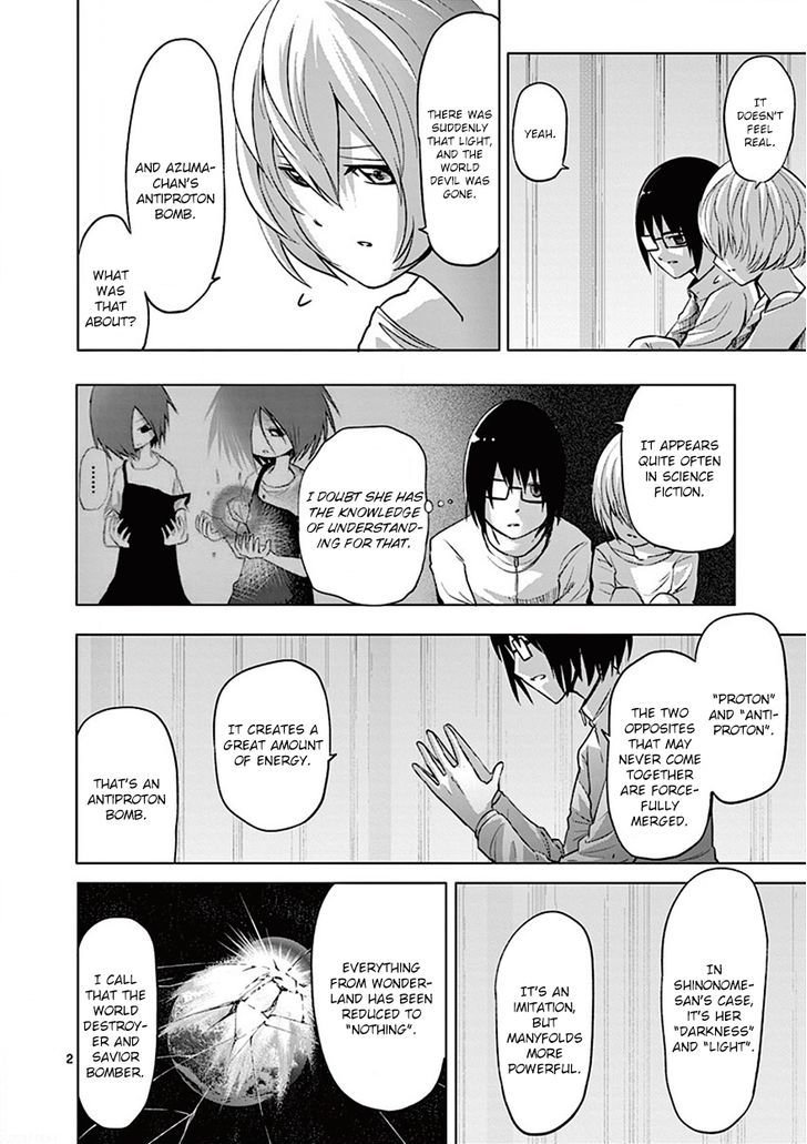 Manga Sekai Oni - Chapter 99 Page 2