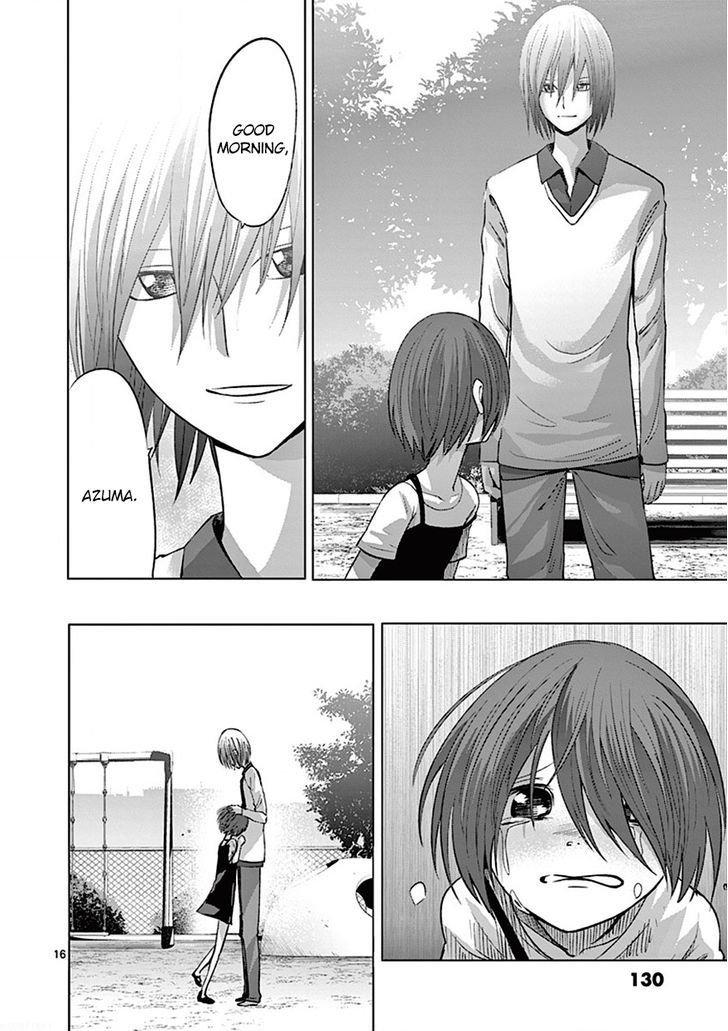 Manga Sekai Oni - Chapter 99 Page 16