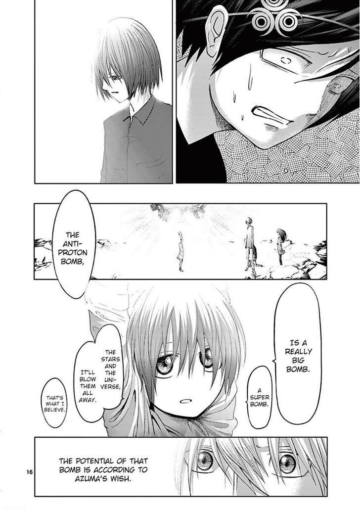 Manga Sekai Oni - Chapter 97 Page 16
