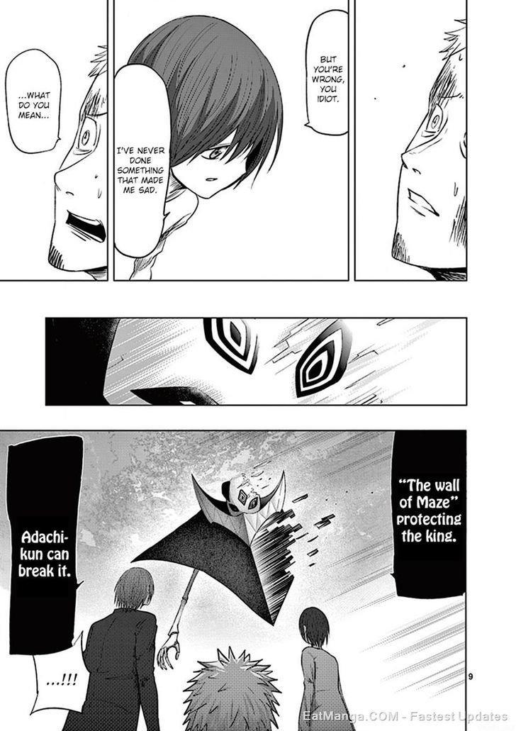 Manga Sekai Oni - Chapter 97 Page 9
