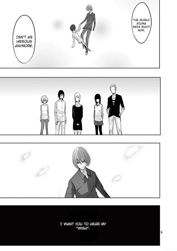 Manga Sekai Oni - Chapter 96 Page 9