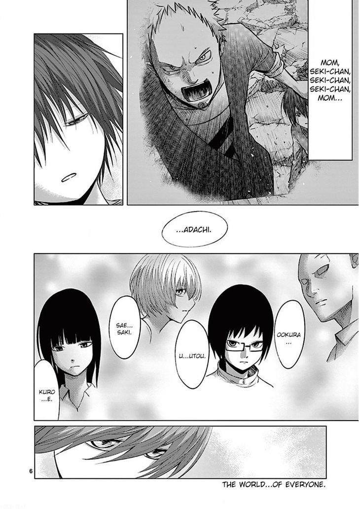 Manga Sekai Oni - Chapter 96 Page 6