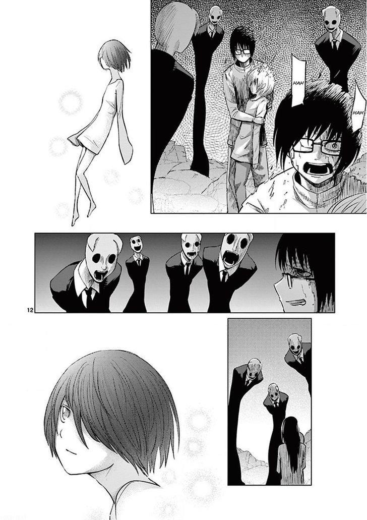 Manga Sekai Oni - Chapter 96 Page 12