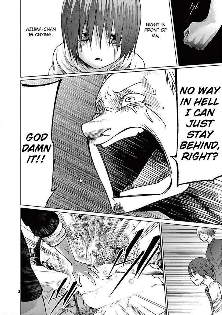 Manga Sekai Oni - Chapter 95 Page 2