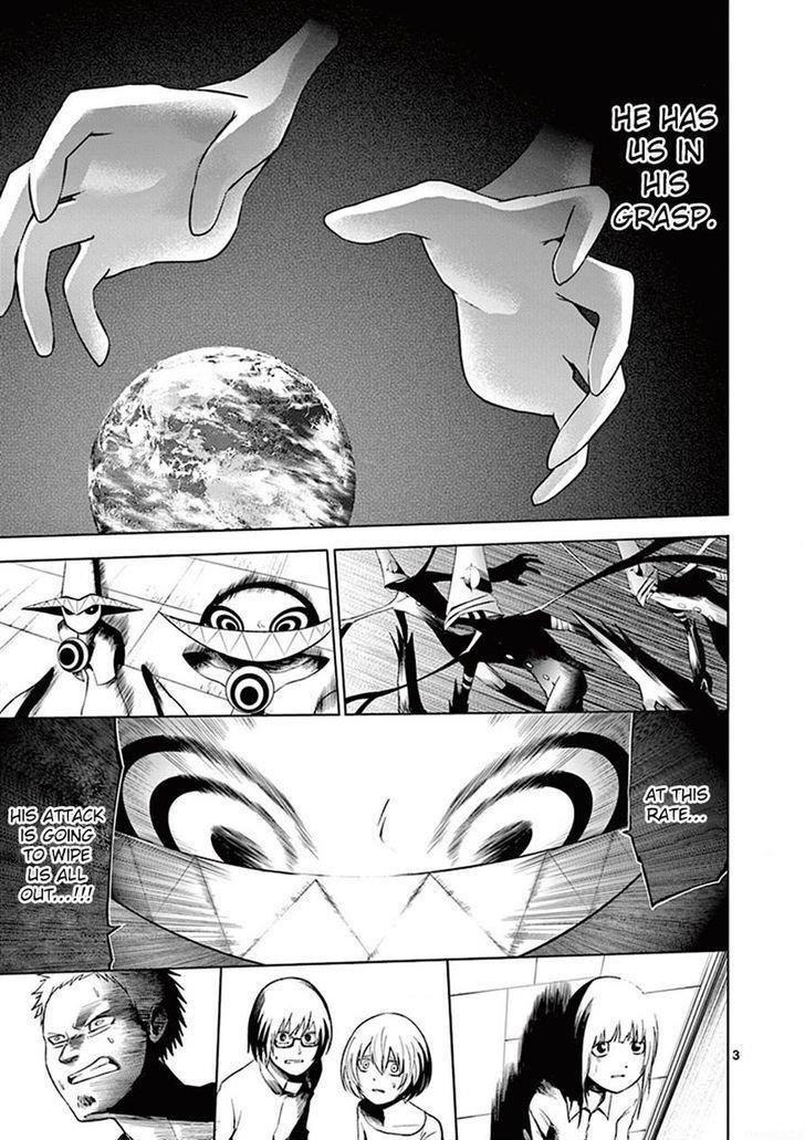 Manga Sekai Oni - Chapter 93 Page 7