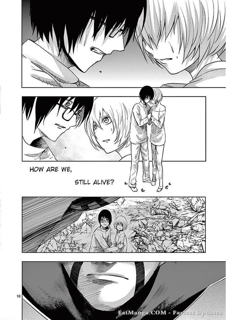 Manga Sekai Oni - Chapter 93 Page 14