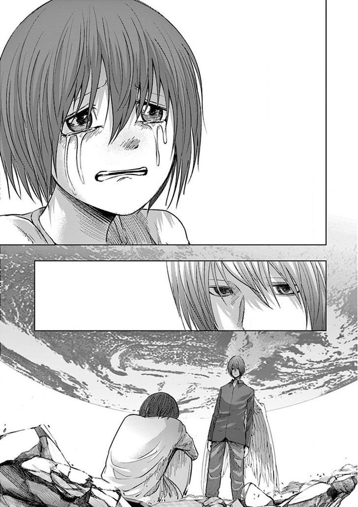 Manga Sekai Oni - Chapter 93 Page 22