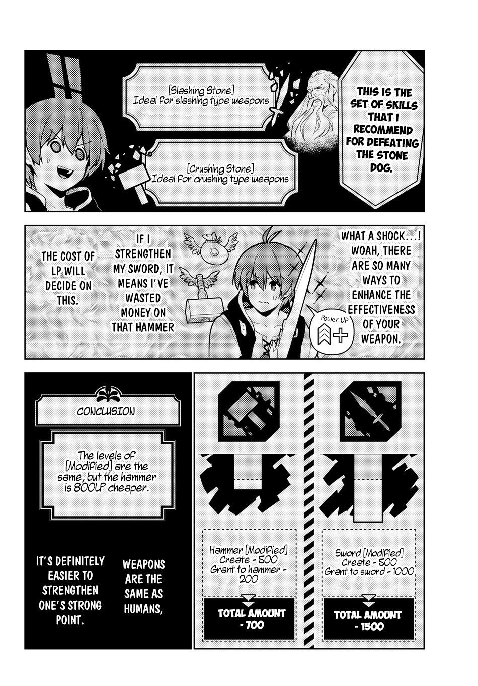 Manga Special Training in the Secret Dungeon! - Chapter 36 Page 19