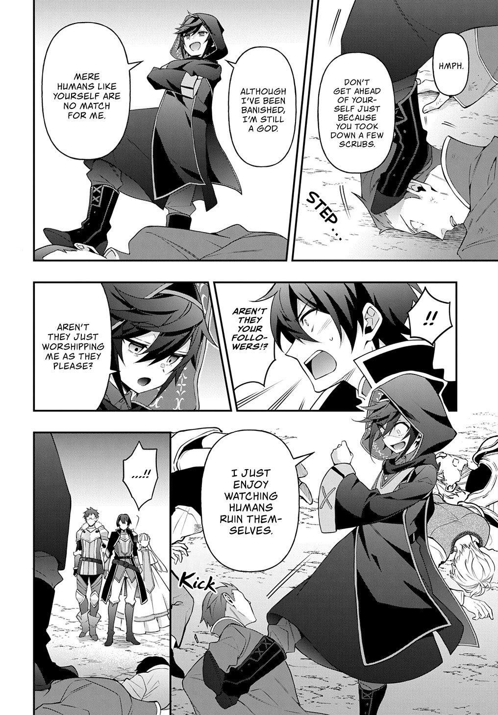 Manga Tensei Kizoku no Isekai Boukenroku ~Jichou wo Shiranai Kamigami no Shito~ - Chapter 26 Page 13