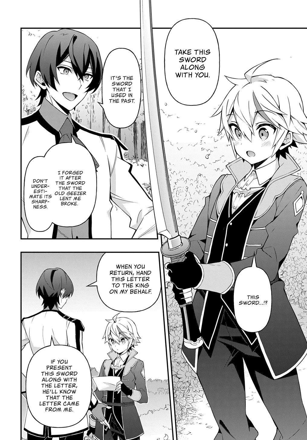 Manga Tensei Kizoku no Isekai Boukenroku ~Jichou wo Shiranai Kamigami no Shito~ - Chapter 26 Page 27