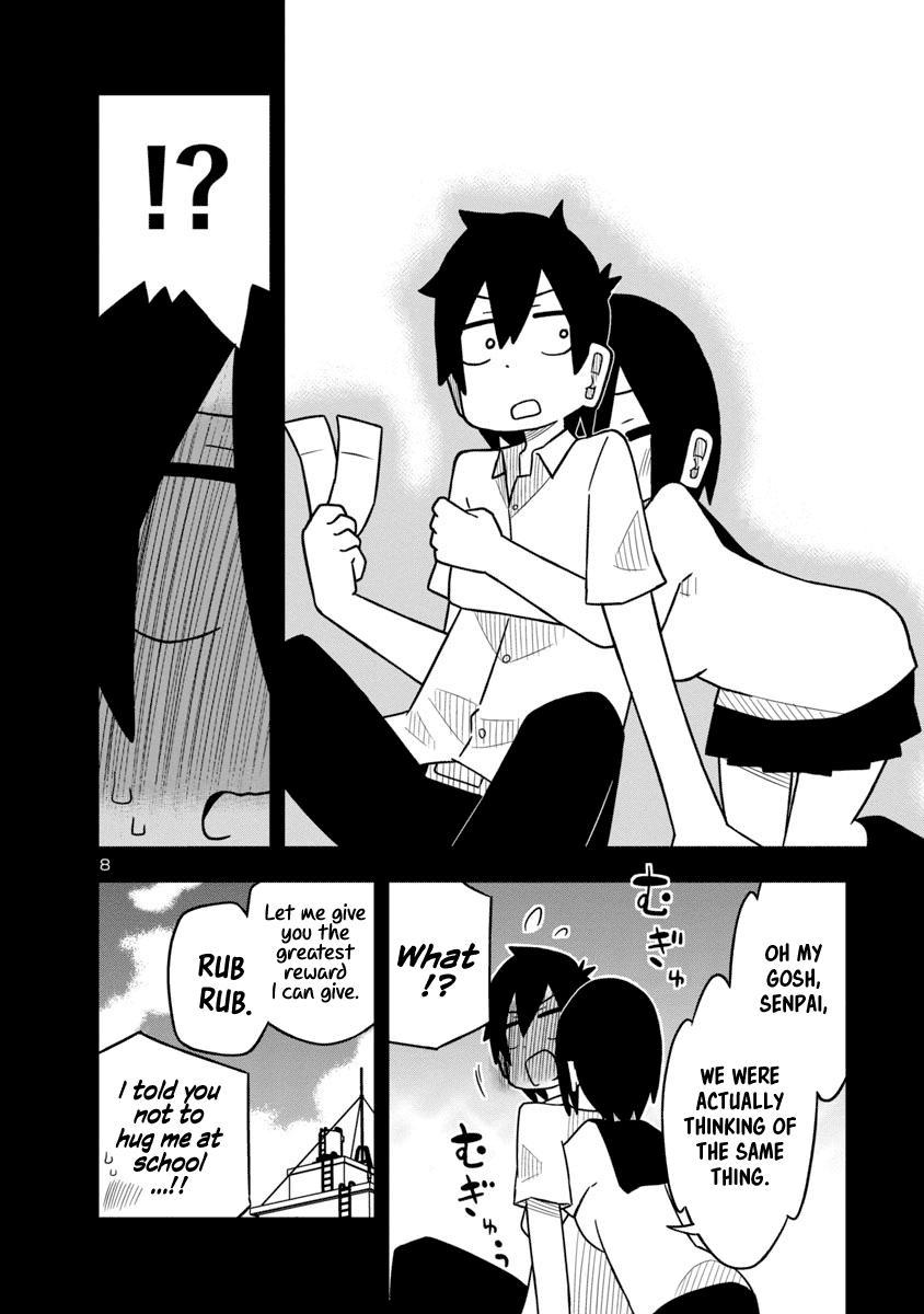 Manga Kawaii Kouhai ni Iwasaretai - Chapter 20 Page 8