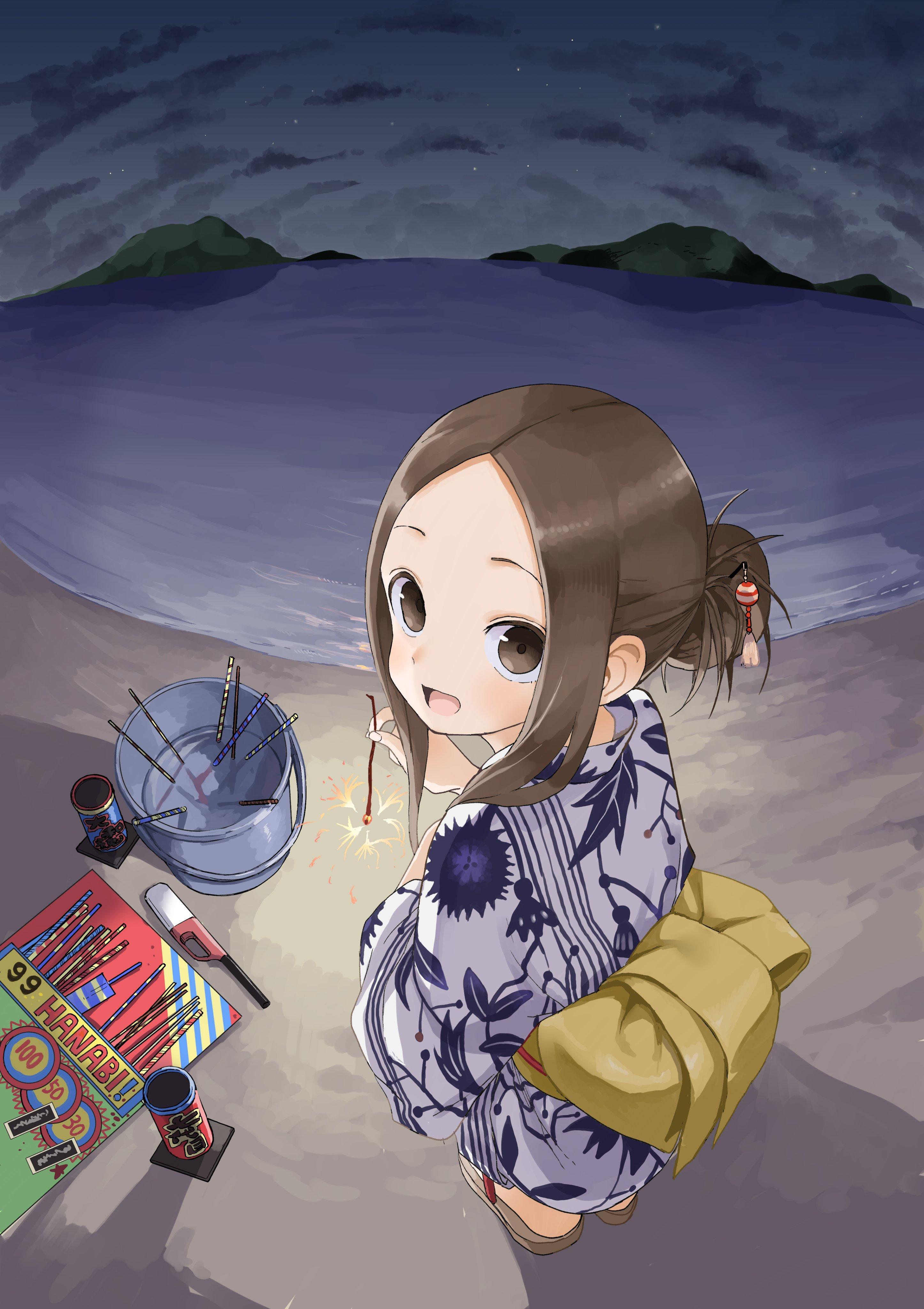 Manga Teasing Master Takagi-san - Chapter 129 Page 1
