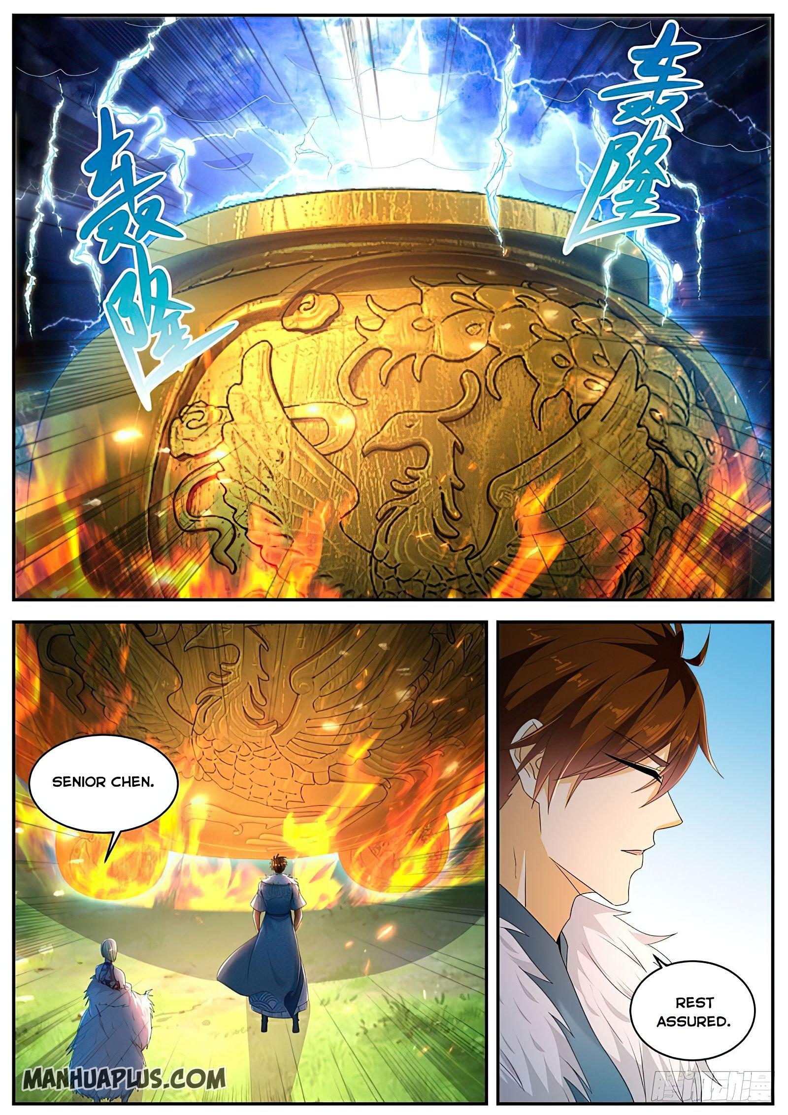 Manga CITY - Chapter 488 Page 9