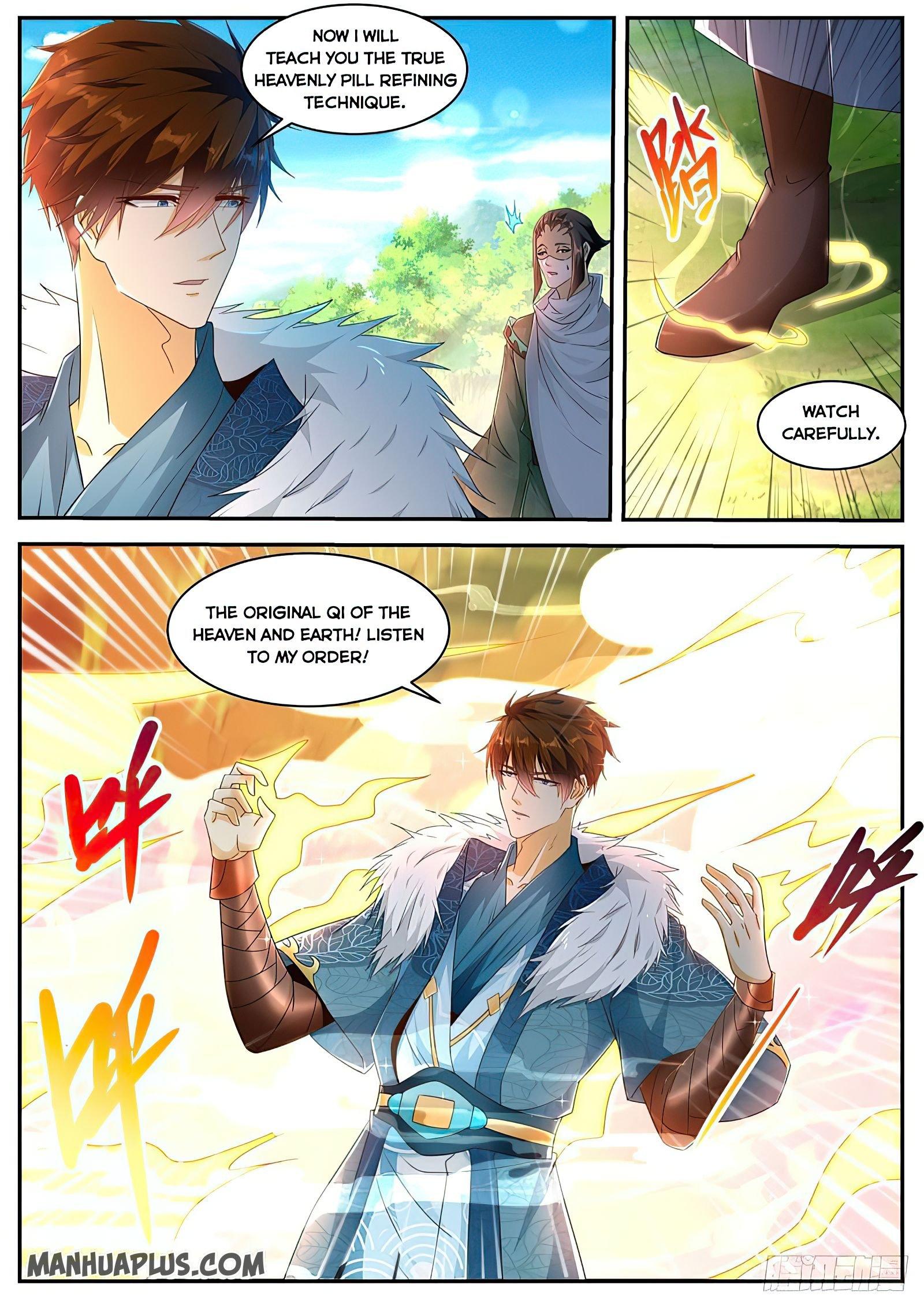 Manga CITY - Chapter 488 Page 10