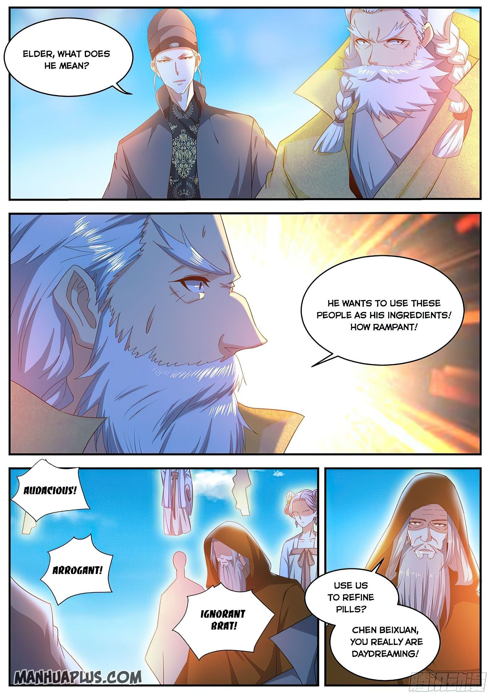 Manga CITY - Chapter 488 Page 2
