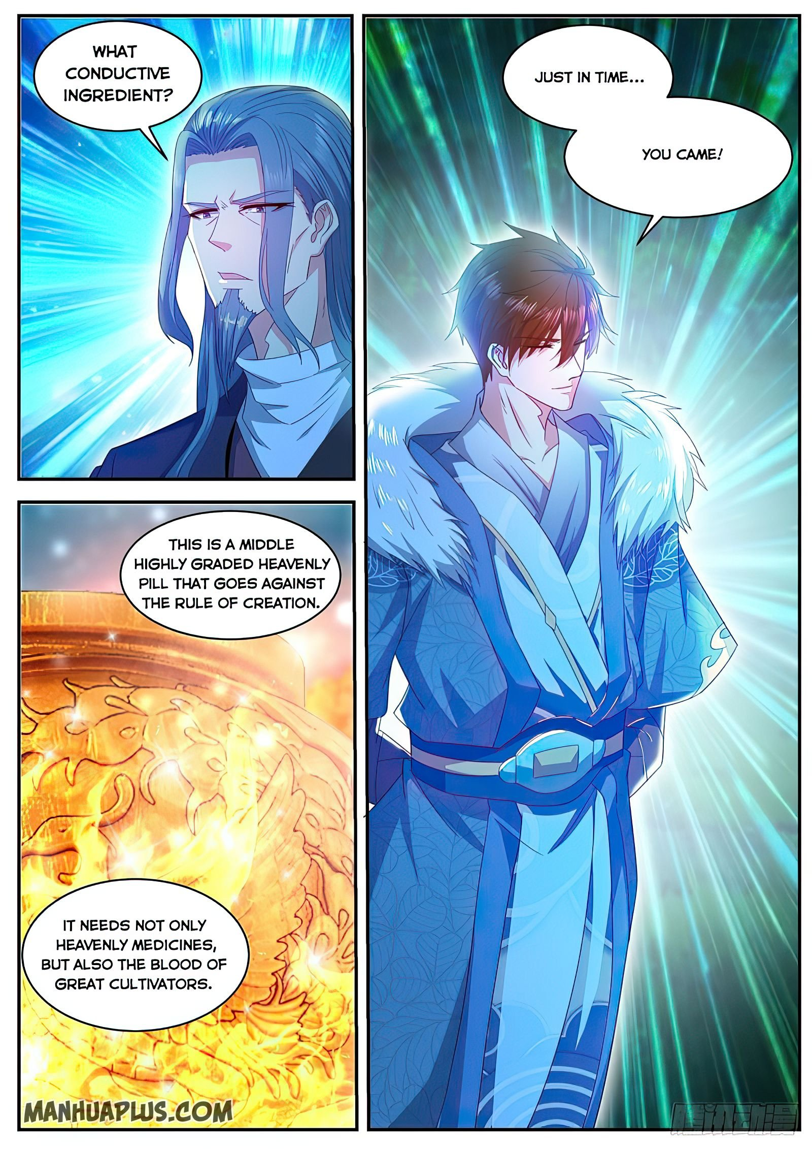 Manga CITY - Chapter 488 Page 1