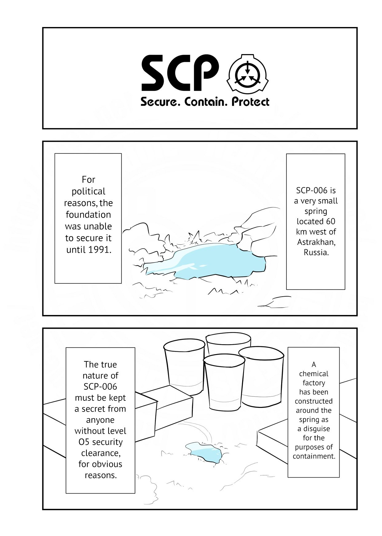 Manga Oversimplified SCP - Chapter 118 Page 2