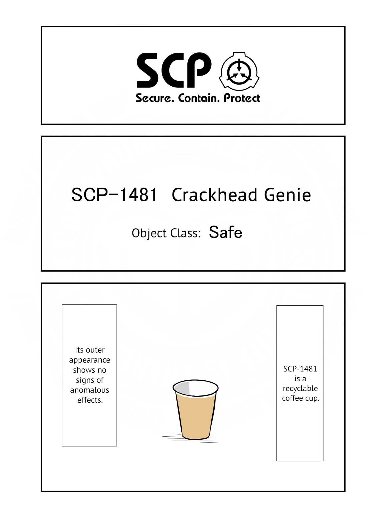 Manga Oversimplified SCP - Chapter 133 Page 2