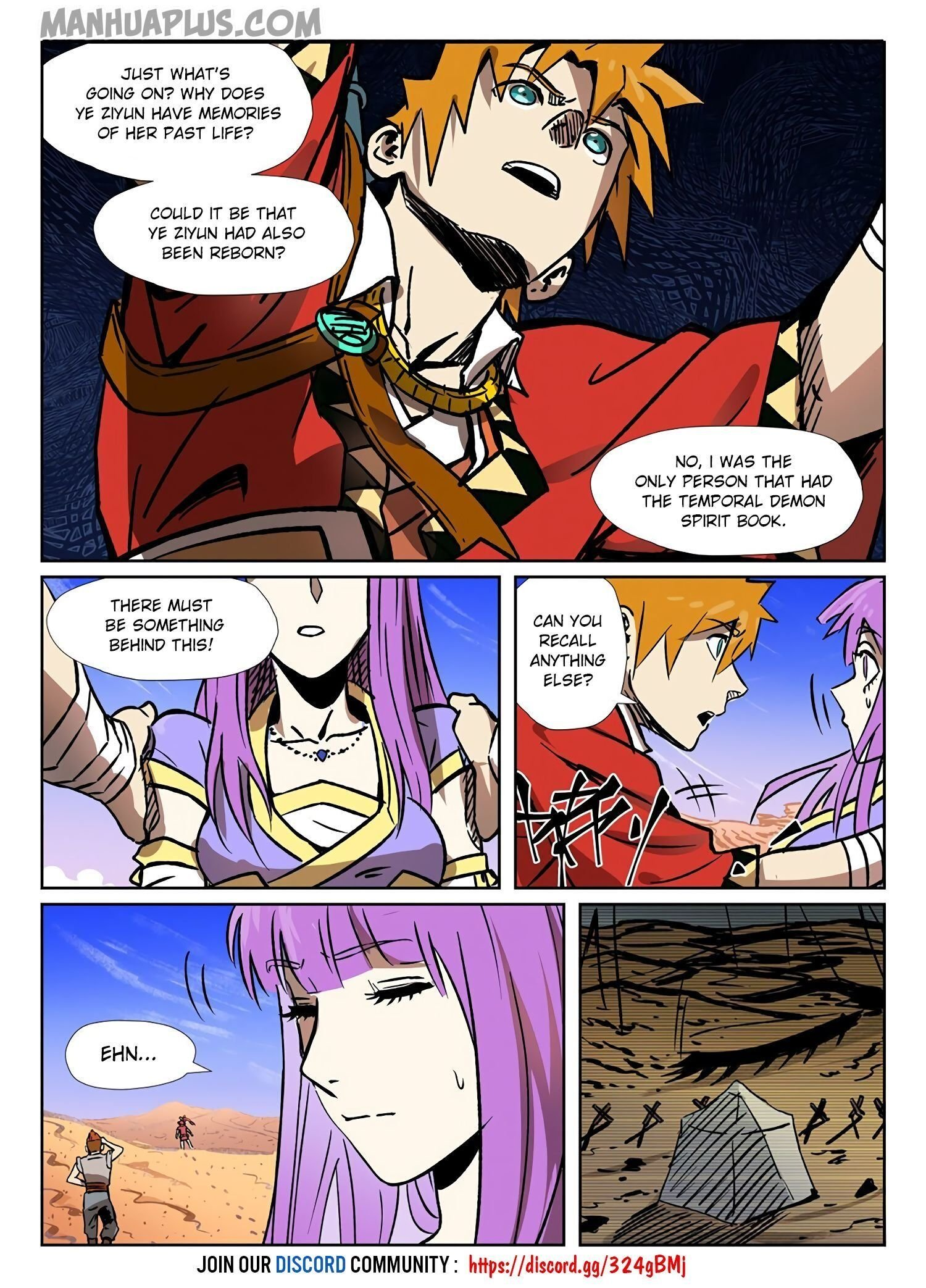 Manga Tales of Demons and Gods - Chapter 288.5 Page 6