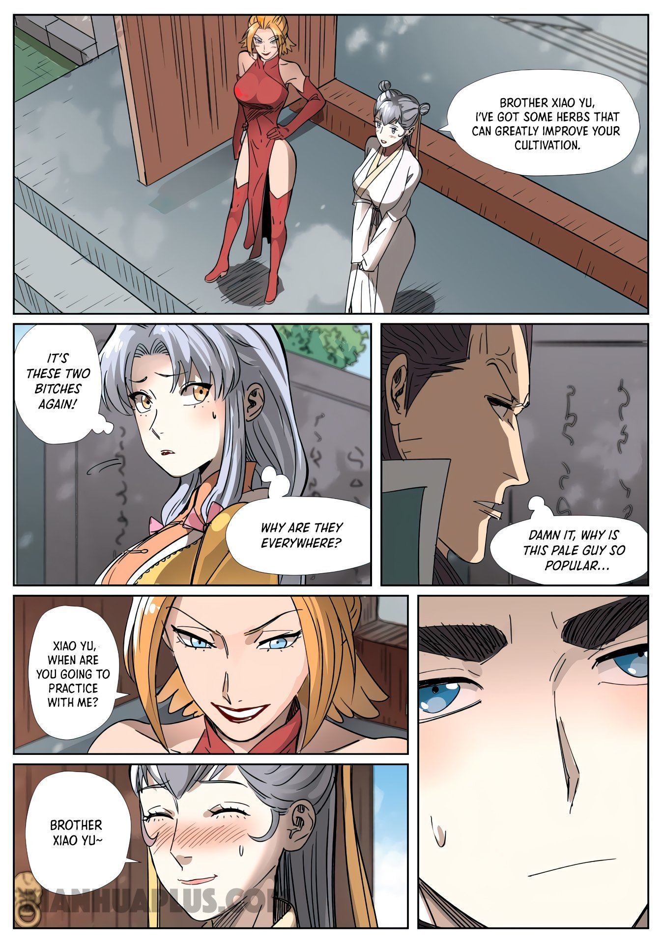 Manga Tales of Demons and Gods - Chapter 303 Page 2