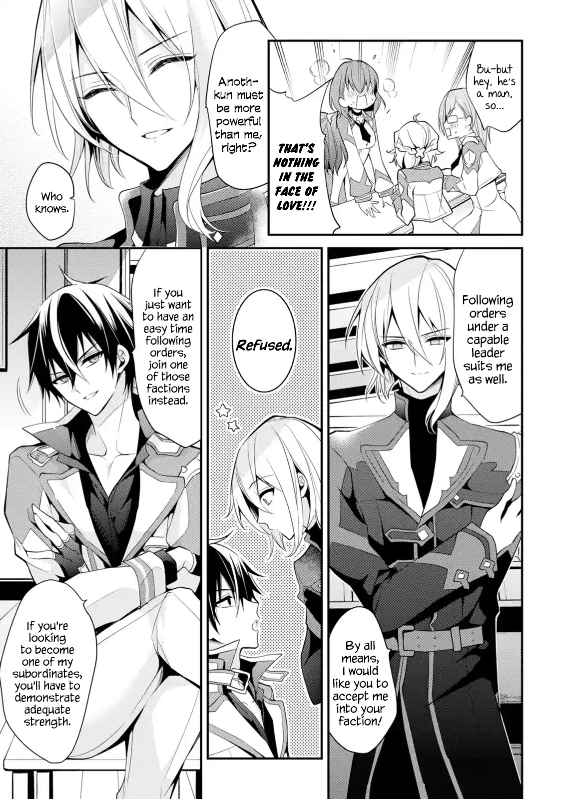 Manga The Misfit of Demon King Academy: History's Strongest Demon King Reincarnates and Goes to School with His Descendants - Chapter 13.5 Page 11