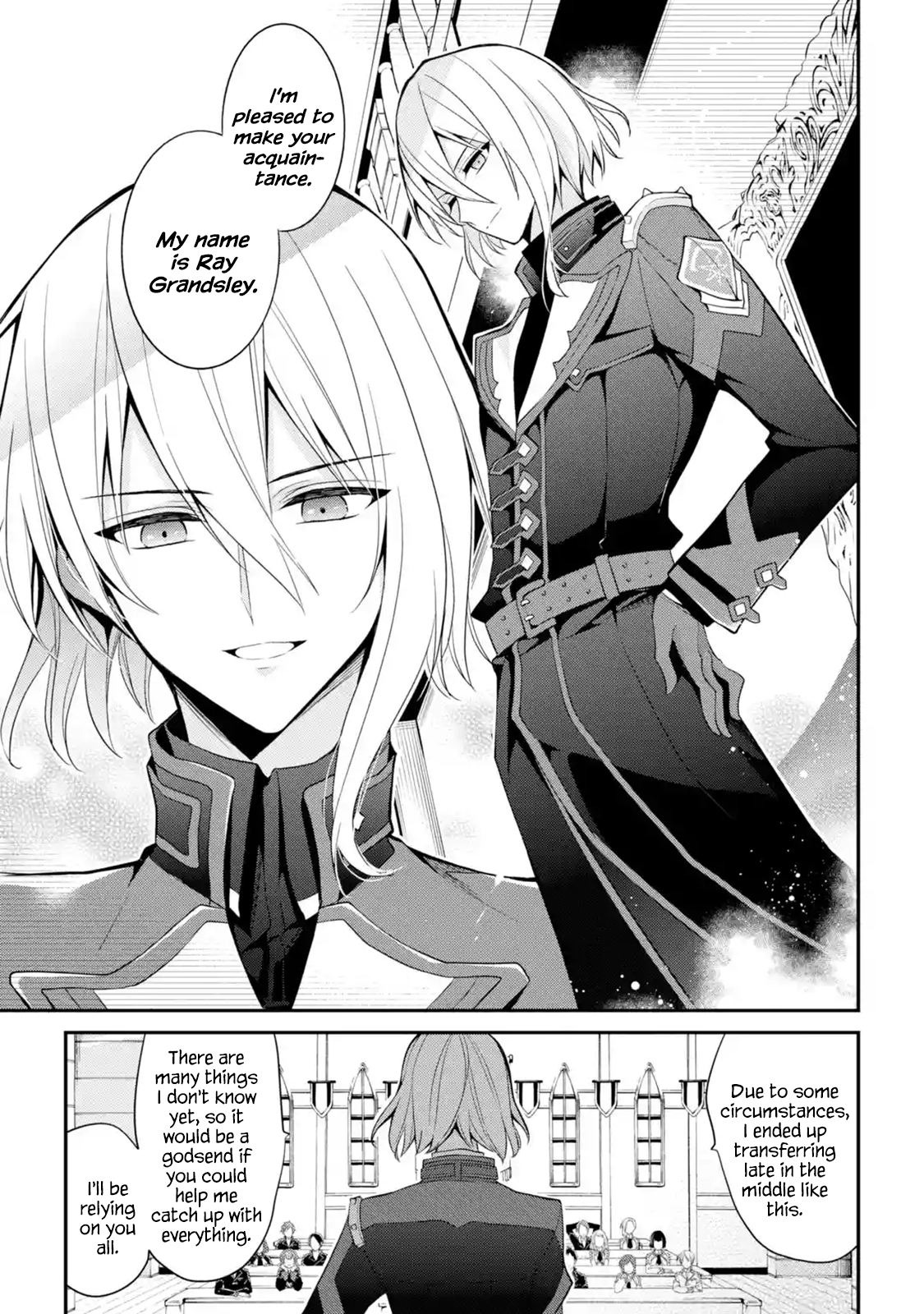 Manga The Misfit of Demon King Academy: History's Strongest Demon King Reincarnates and Goes to School with His Descendants - Chapter 13.5 Page 5
