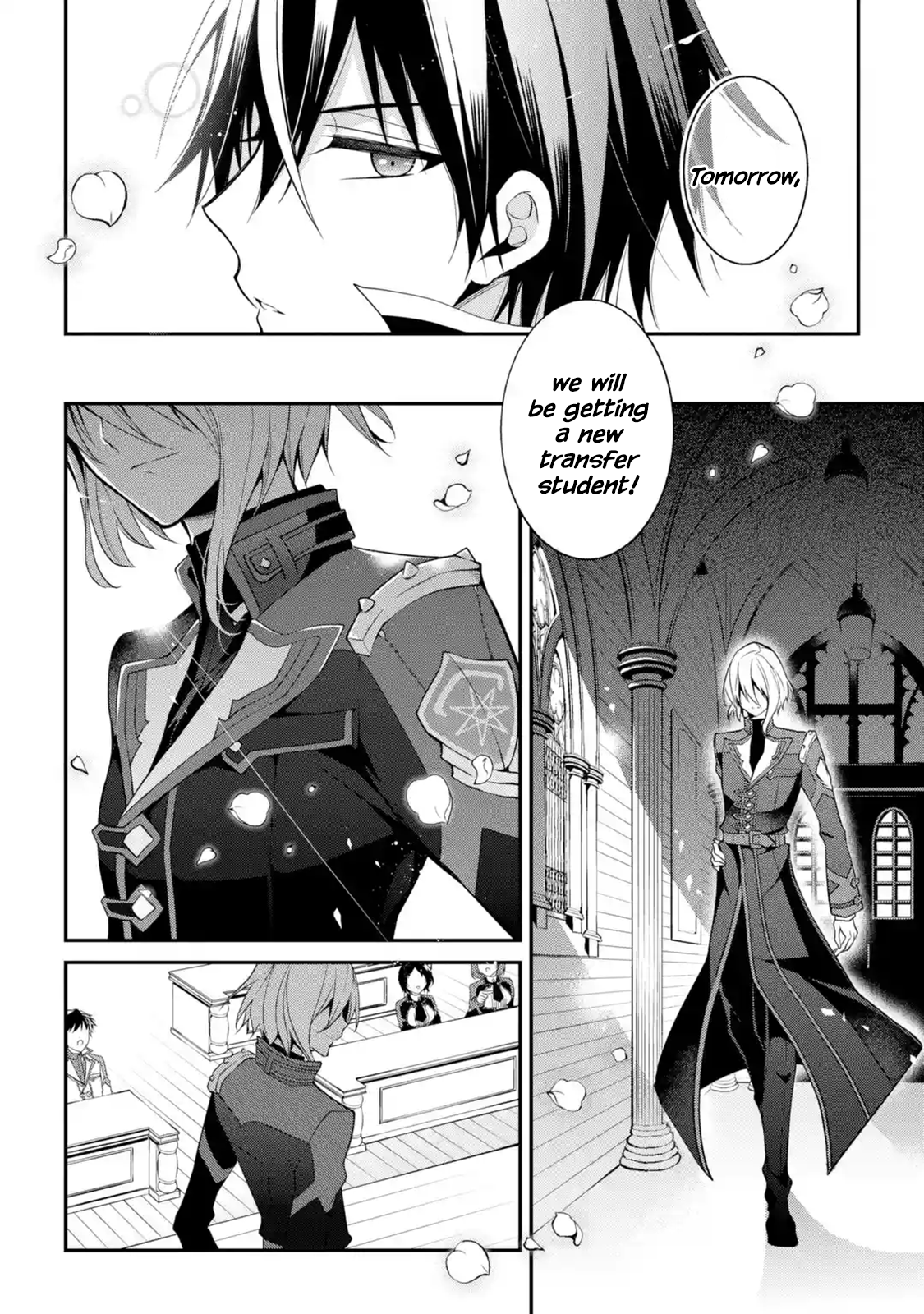 Manga The Misfit of Demon King Academy: History's Strongest Demon King Reincarnates and Goes to School with His Descendants - Chapter 13.5 Page 4
