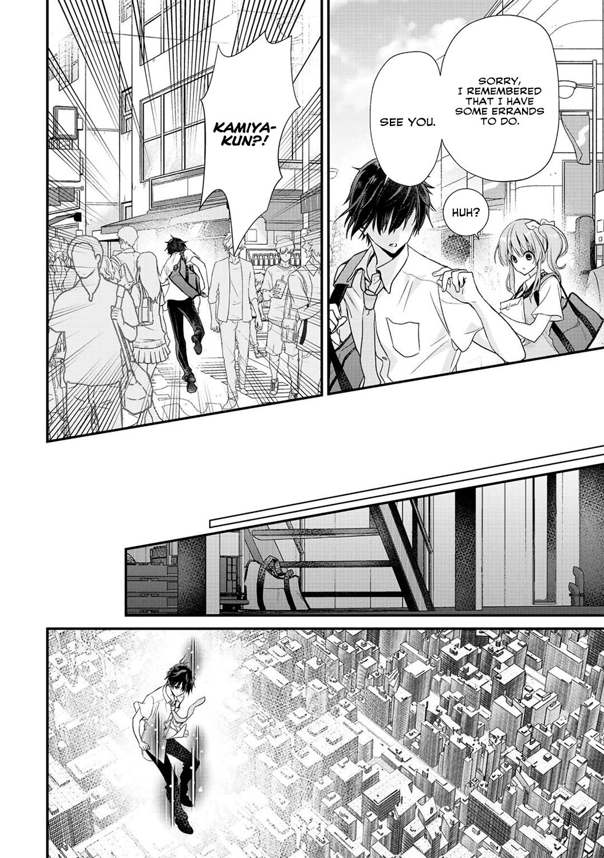 Manga Class ga Isekai Shoukan sareta Naka Ore dake Nokotta n desu ga - Chapter 23 Page 10