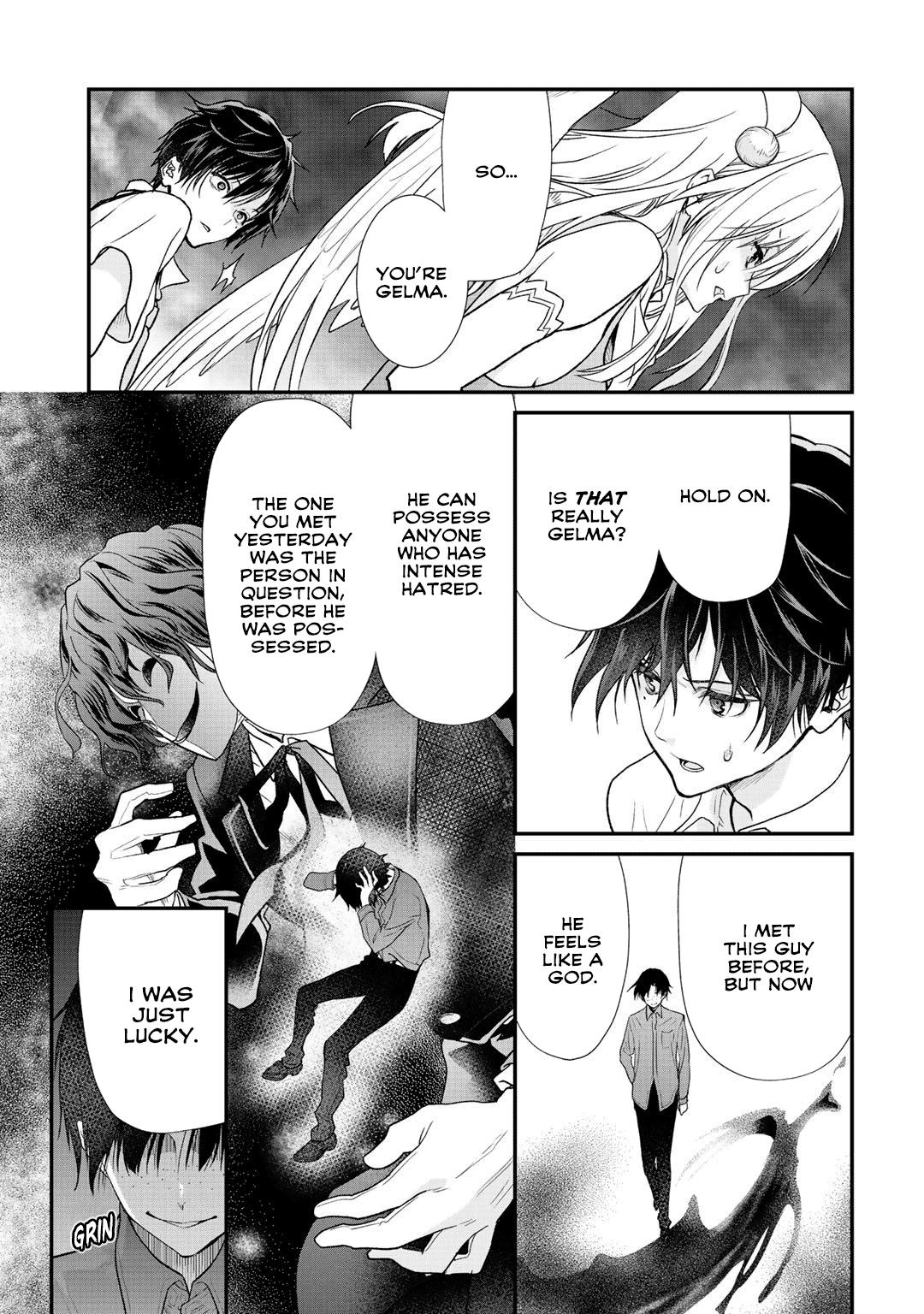 Manga Class ga Isekai Shoukan sareta Naka Ore dake Nokotta n desu ga - Chapter 24 Page 5