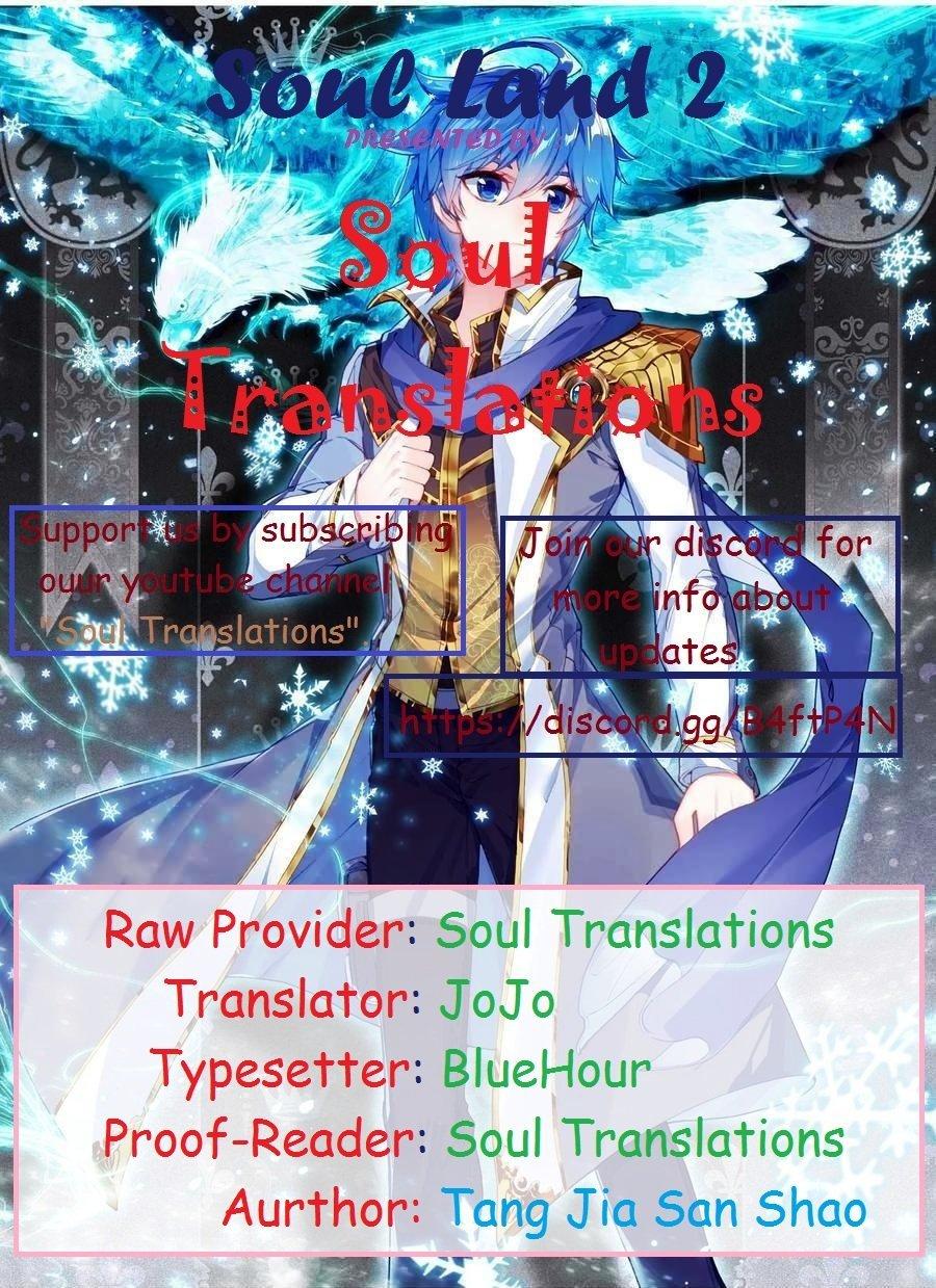 Manga Soul Land II - Chapter 219 Page 1