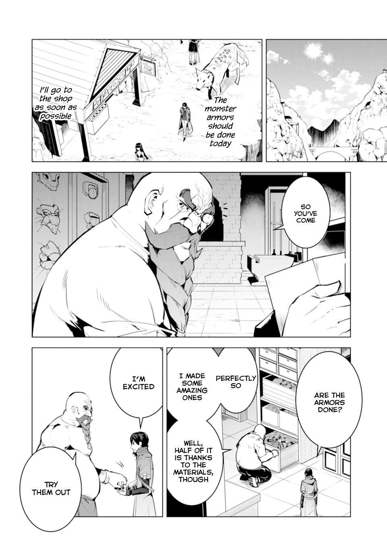 Manga Tensei Kenja no Isekai Raifu ~Daini no Shokugyo wo Ete, Sekai Saikyou ni Narimashita~ - Chapter 17 Page 55