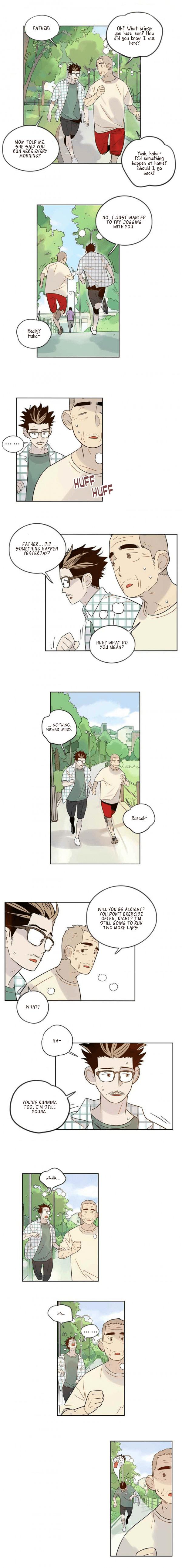 Manga Like a Butterfly - Chapter 41 Page 6