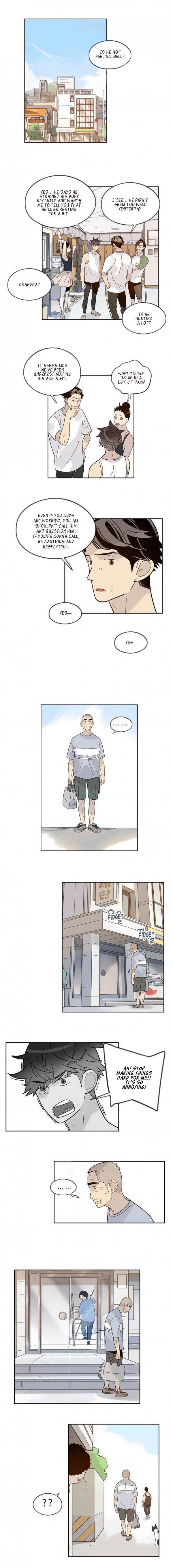 Manga Like a Butterfly - Chapter 41 Page 7